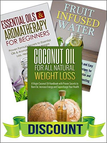 Box Set Essential Aromatherapy Beginners ebook