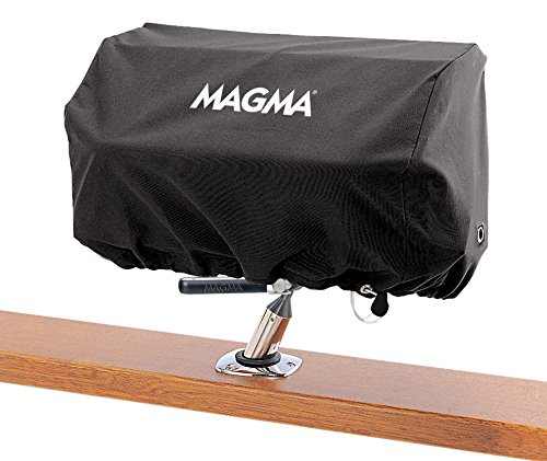 Magma Grill Cover - Magma Products, A10-990JB Cover (Jet Black), Sunbrella, 9