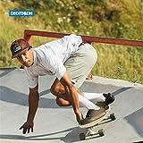 """TIANDU Skateboard 32"""", Professional Land"""