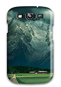 PtwEivC28629PYpbz Nature Walls Fashion Tpu S3 Case Cover For Galaxy