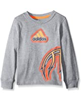 Adidas Boys Electric Tee