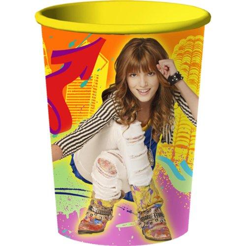 Disney Shake It Up 16 oz. Plastic Plastic -