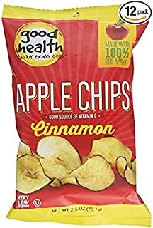 product image for Good Health Chips, Cinnamon Apple, 2.5 Ounce (Pack of 12)