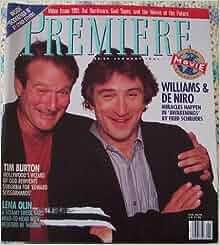 Premiere Janauary 1991...