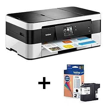 Pack Brother Impresora multifunción Inyección de tinta color ...