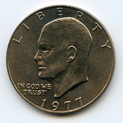 1977 Eisenhower Dollar MS-65