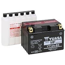 Yuasa YUAM32ABS YT12A-BS Battery by Yuasa