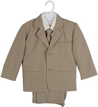 Paperio - Conjunto de Traje Formal para niños con Camisa de ...