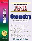 Mastering Essential Math Skills GEOMETRY Grades 4-6