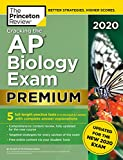 Cracking the AP Biology Exam 2020, Premium Edition: 5 Practice Tests + Complete Content Review + Proven Prep for the NEW 2020 Exam (College Test Preparation): more info