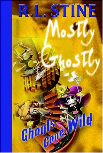 Ghouls Gone Wild (Mostly Ghostly)