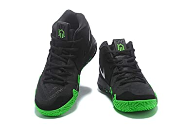 3f3632cf6660 Amazon.com  yangli Men Halloween Basketball Shoes Kyrie-4 Sneakers ...