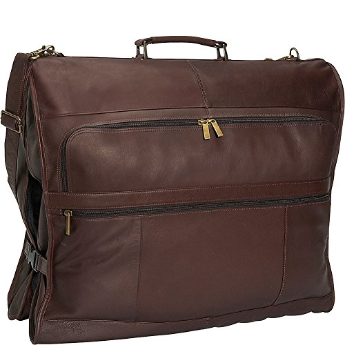 David King & Co. 42 Inch Garment Bag, Cafe, One Size by David King & Co