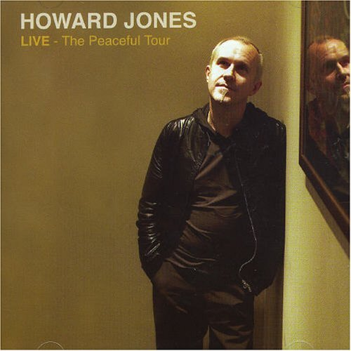 Live: Peaceful Tour by Howard Jones