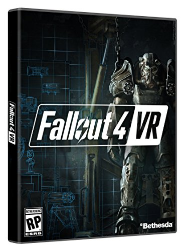 htc vive virtual reality video gaming system. fallout 4 vr [online game code] htc vive virtual reality video gaming system