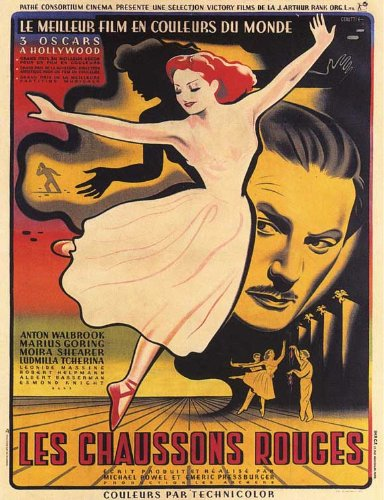 Amazon.com  The Red Shoes 11 x 17 Movie Poster  Posters   Prints 06d52ab72c55