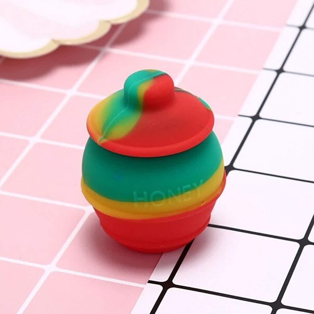 Pastillero de silicona multicolor 35 ml Random Color osmanthusFrag