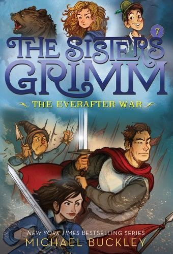 Download The Everafter War (The Sisters Grimm #7): 10th Anniversary Edition (Sisters Grimm, The) pdf