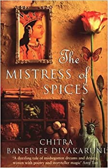 Book cover for Mistress of Spices