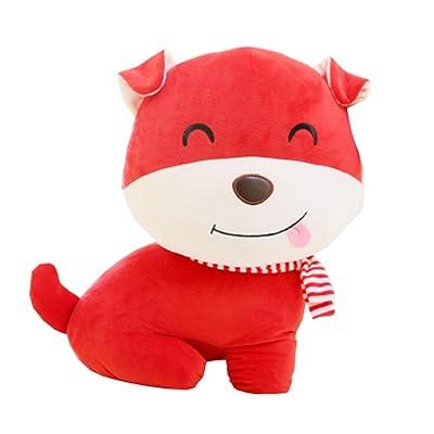 2018 Année de la poupée de mascotte de chien de zodiaque de chiot de peluche, A2