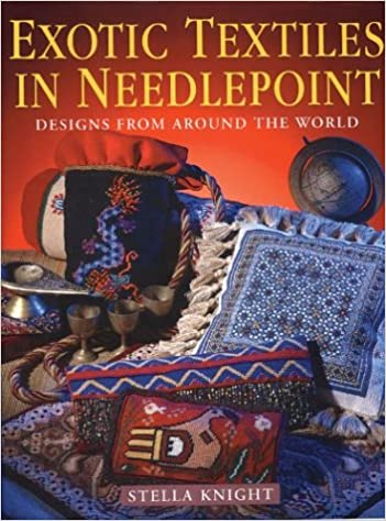 Book Exotic Textiles in Needlepoint: Designs from around the World