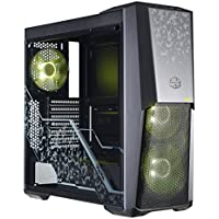 Cooler Master MCB-B500D-KGNN-TUF ATX Mid Tower Gaming Computer Case Chassis and USB 3.0