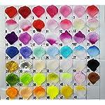 100pcslot-4545cm-Silk-Rose-Petals-for-Wedding-Decoration-Romantic-Artificial-Rose-Petals-Wedding-Flower-Rose-FlowerGold-Yellow
