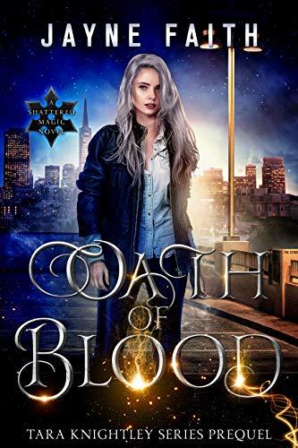 Echo of Bone: A Fae & Shifter Urban Fantasy Novel (Tara Knightley Series Book 2)