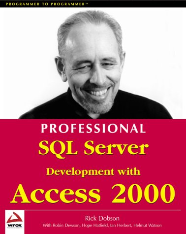 Download Professional SQL Server Development with Access 2000 pdf epub