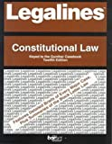 Legalines Constitutional Law-Gunther, Spectra, 0159000602