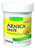 De La Cruz Pomada De Arnica Arnica Salve 2 oz (Pack of 6)