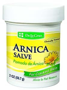 De La Cruz Arnica Salve/Pomade Treatment, 2 Ounce