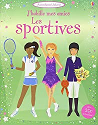 J'HABILLE MES AMIES SPORTIVES