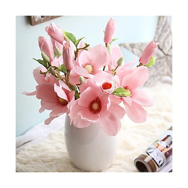 6pcs-Artificial-Flowers-Magnolia-Flower-Bud-Bridal-Wedding-Bouquet-Real-Touch-Flower-Bouquets-Home-Party-Event-Christmas-New-Year-Wedding-Mothers-Day-Gift-Decoration-Vase-Not-Included