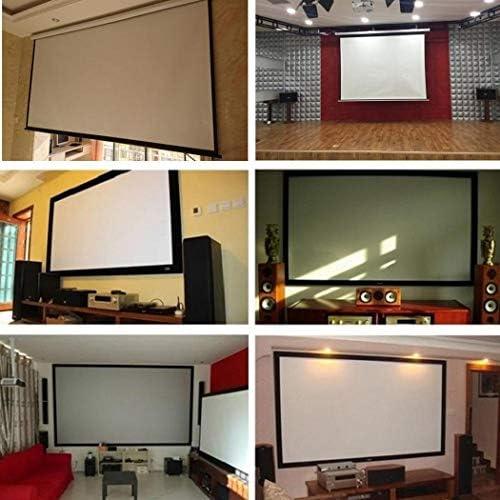 Schermo di proiezione resistente alla luce domestico pieghevole portatile dello schermo di film Accessori