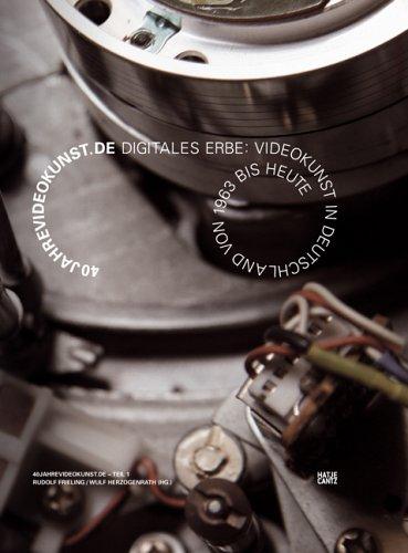 40jahrevideokunst.de: Digitales Erbe: Videokunst in Deutschland von 1963 bis heute