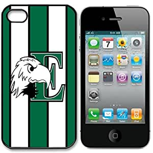 NCAA Eastern Michigan Eagles Iphone 4 and 4s Case Cover