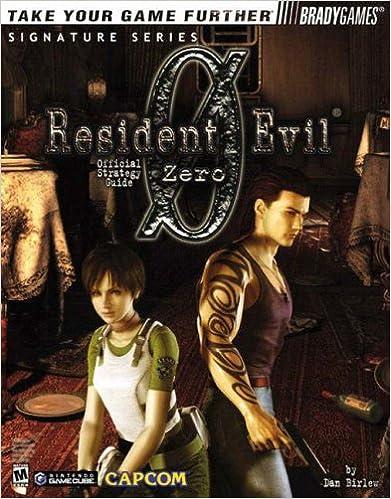 Descargar E Torrent Resident Evil (r) Zero Official Strategy Guide Ebook PDF
