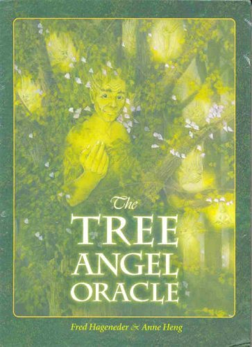 2006 Oracle - Tree Angel Oracle: 112 page book & 32 card oracle deck by Fred Hageneder (7-Mar-2006) Cards