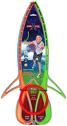 RingStix Lite - Ring Toss Game by Funsparks