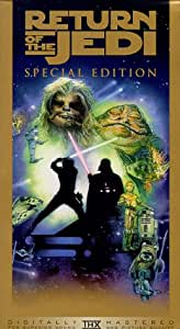 Star Wars: Episode VI - Return of the Jedi (Special Edition) [Import]