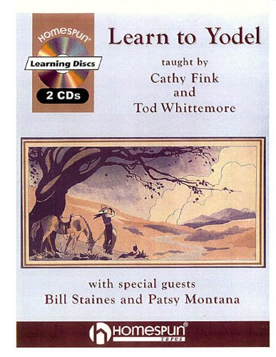 Learn to Yodel Book With CD