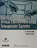 10th Haptic Interfaces for Virtual Environment and Teleoperator Systems 9780769514895
