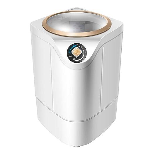 AFDK Mini lavadora portátil semiautomática Sunjun, eluyendo ...