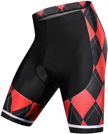 Pantaloncini Da Uomo Ciclismo Ciclo imbottito