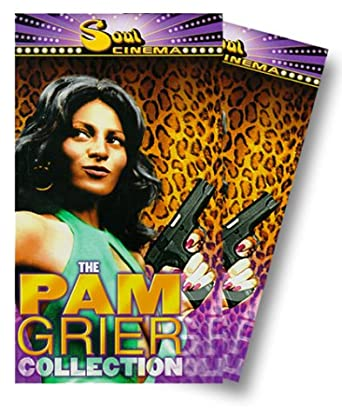 The Pam Grier Collection: Coffy, Foxy Brown, & Friday Foster ...