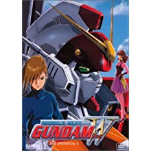 Mobile Suit Gundam Wing - Operation 5 (2000)