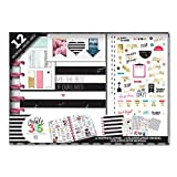 Me and My BIG Ideas Happy Planner 12 Month Box Kit, Best Days