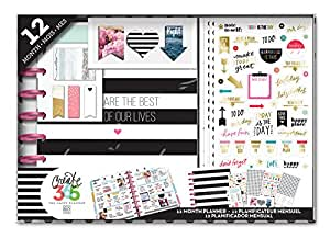me & my BIG ideas Best Days Happy Planner 12 Month Box Kit