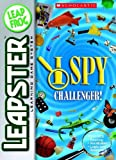 LeapFrog Leapster Learning Game Scholastic I Spy